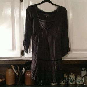 Frock and Frill Top